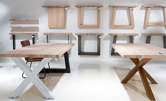 Onderhoud Notenhouten Tafel : Advies eettafel: welke houten eettafel past bij mij? goossens