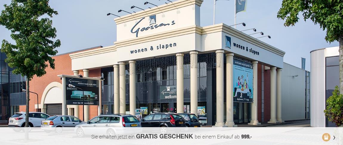 Möbel In Roermond goossens wohnen schlafen roermond goossens