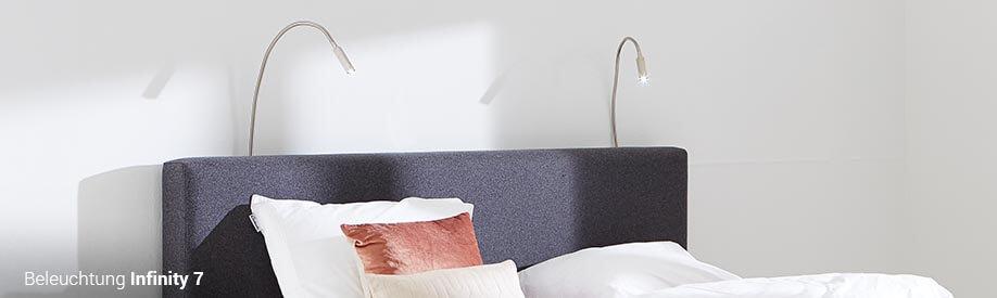 Bettbeleuchtung, Betten   Schlafen -