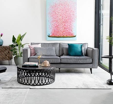 kleine vorleger und kleine teppiche f r ihr wohnzimmer. Black Bedroom Furniture Sets. Home Design Ideas