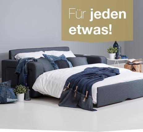 m chten sie eine schlafcouch kaufen bett und couch in einem goossens. Black Bedroom Furniture Sets. Home Design Ideas