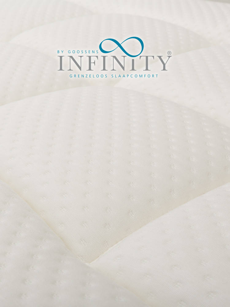Die Infinity-Matratze von Goossens unter den Siegern!