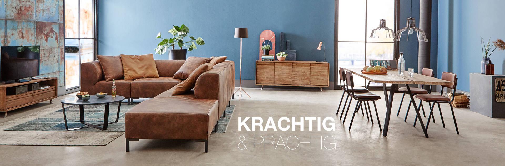 Trend - Industrieel interieur: Krachtig & Prachtig | Goossens