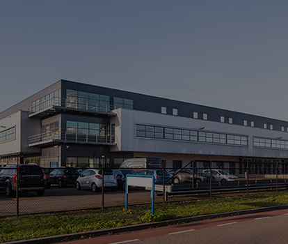 Goossens Distributionszentrum & Outlet Veghel
