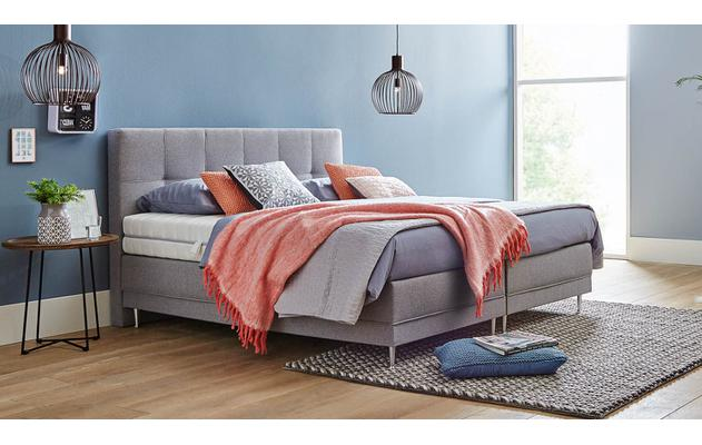 Boxspring infinity 200 stof - product_18893