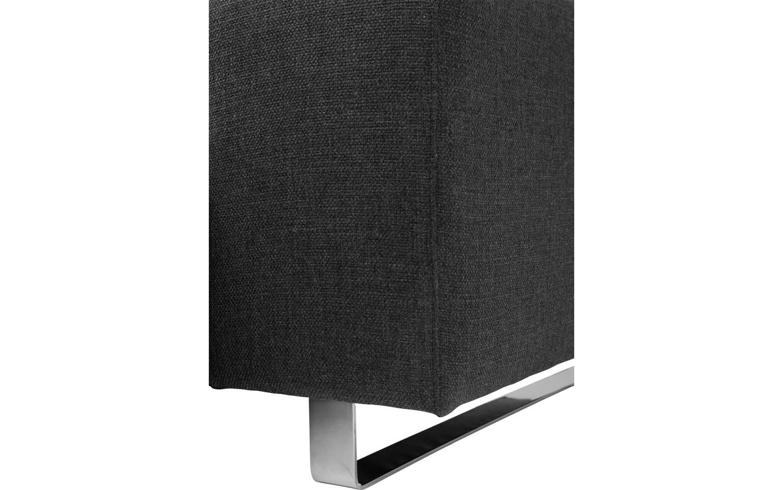 Ecksofa design home grau stoff kopen goossens