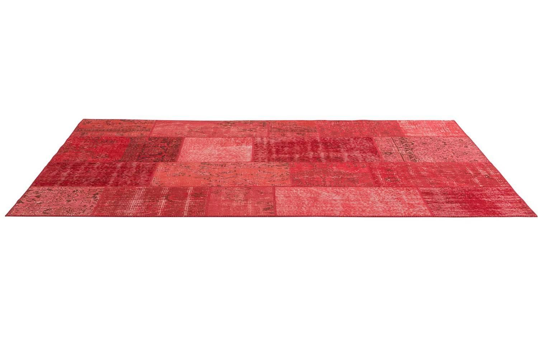 Teppich Vintage Rot Baumwolle Kopen Goossens