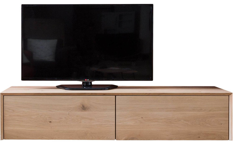 Tv anrichte luuk unbearbeitet eiken kopen goossens