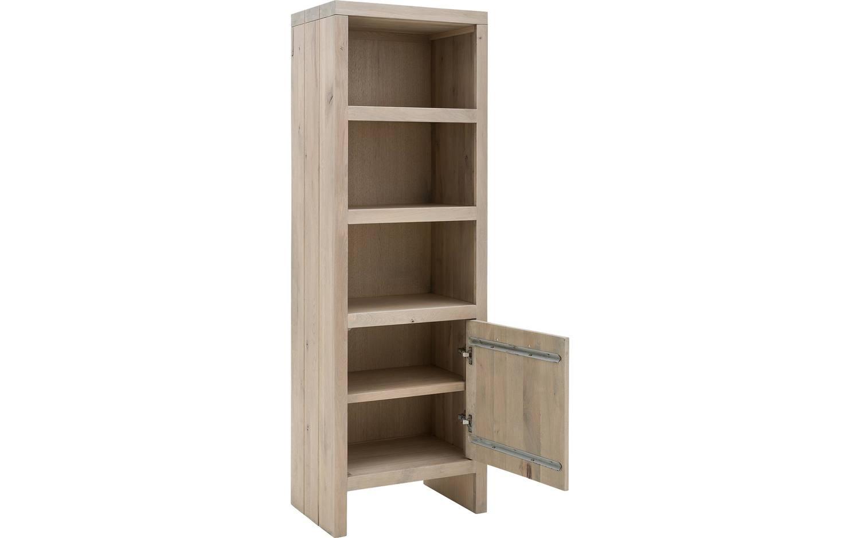 b cherregal mans dunkelbraun eiken kopen goossens. Black Bedroom Furniture Sets. Home Design Ideas