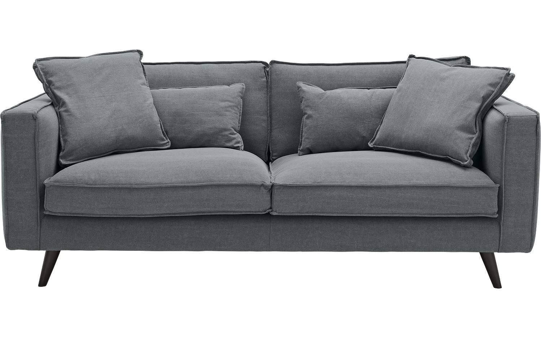 Sitzer suite grau stoff kopen goossens