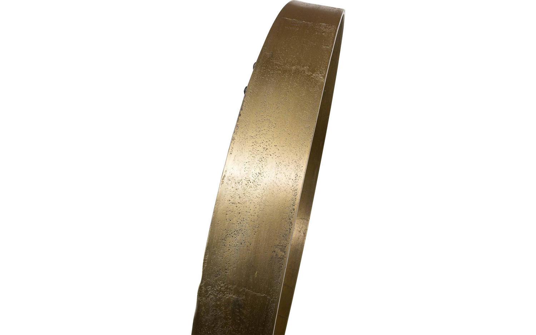 Spiegel Zwart Metaal : Spiegel inge schwarz metall kopen goossens