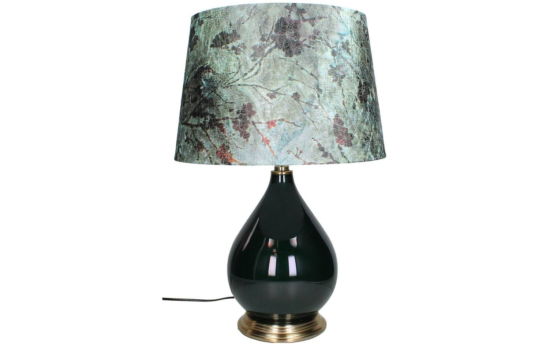Design Tafel Lamp : Tafellamp sion grün glas kopen goossens