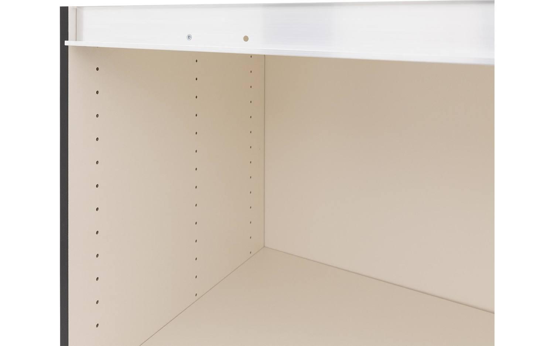 Kledingkast Easy Storage Sdk Schwarz Mdf Kopen Goossens