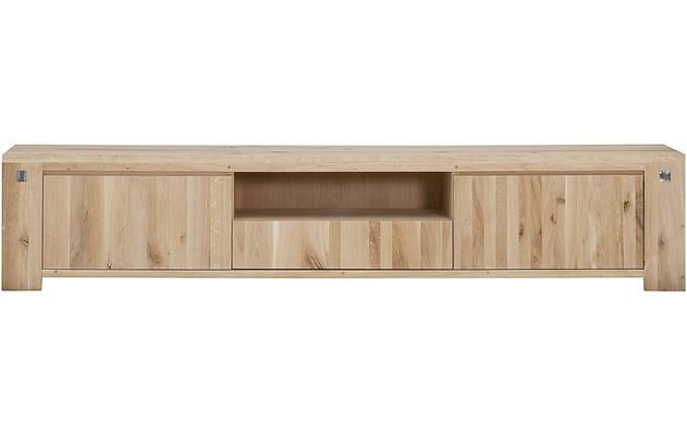 Tv meubel bold natur eiken kopen goossens