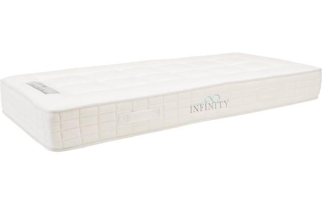 Matras Memory Foam : Matratze infinity visco weiß matrastijk kopen goossens