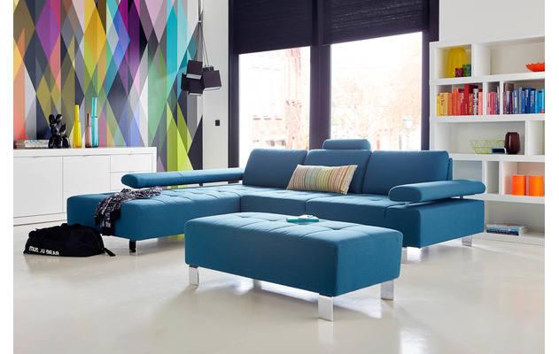 ein sitzhocker f r ihr wohnzimmer goossens. Black Bedroom Furniture Sets. Home Design Ideas