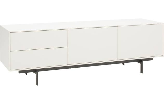 Goossens basic tv meubel verona wit mdf - 8160592-08