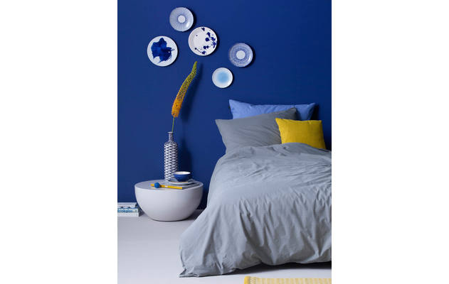 Plafonniere Blue : Moederdag aanbieding set plafonniere en badmat merel in wonderland