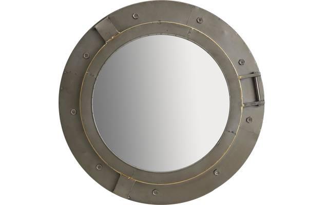 Spiegel Rond Hout : Spiegel für ihr interieur goossens