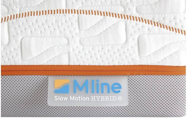 Matras slowmotion 6 wit onbekend - 8171927-09