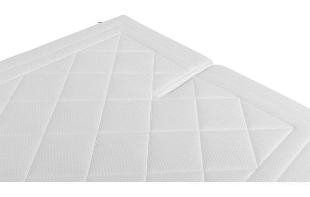 Topmatras fresh pocket wit matrastijk - 8191064-03