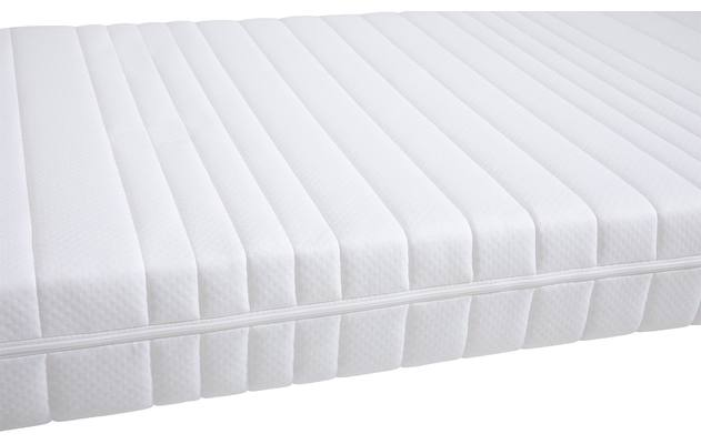 Goossens basic matras infinity basic wit matrastijk - 8194091-02
